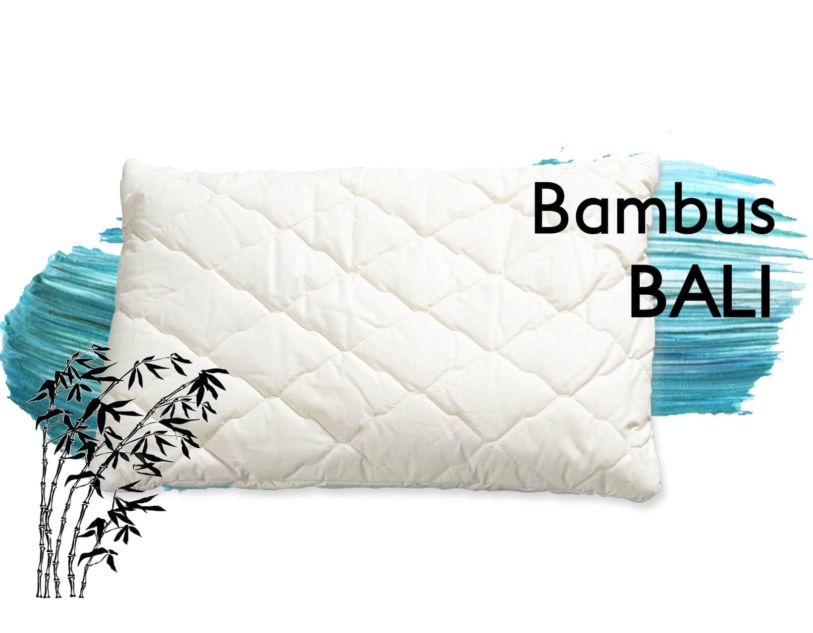 Kissen Bambus Bali Bambusfaser Sommer