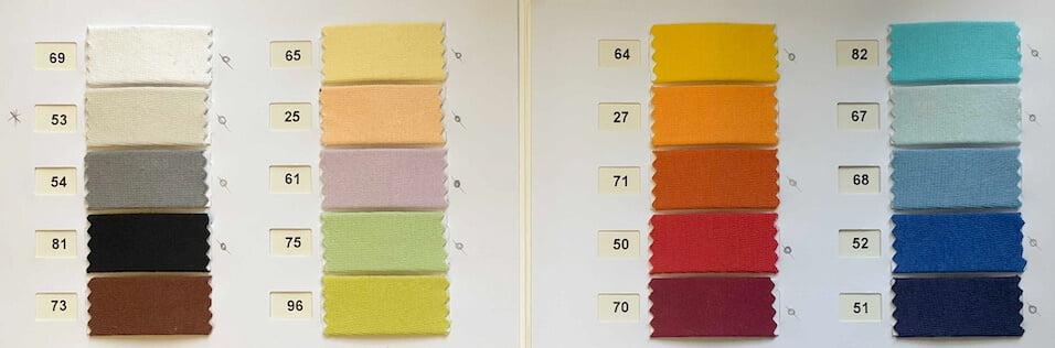 Farbauswahl-Wasserbett-Fixleintuch